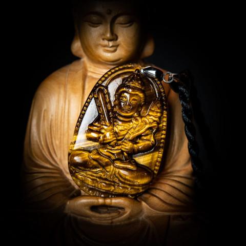 Phật Bản Mệnh Tuổi Sửu – Dần (Hư Không Tạng Bồ Tát) – Cầu Bình An